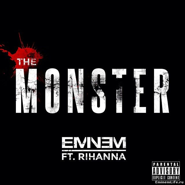 Eminem ft. Rihanna - The Moster (2013